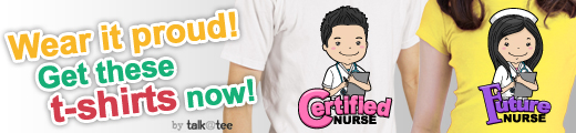Nursing Course T shirt