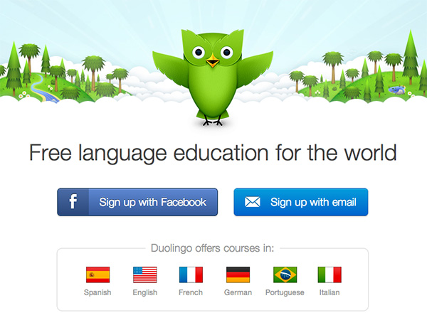 duolingo: a fun way to learn languages for free – courses in the