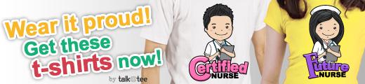 Nursing Course T shirt